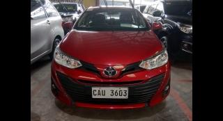 2020 Toyota Vios 1.3L AT Gasoline