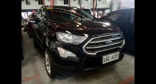 2019 Ford EcoSport 1.5 Trend AT