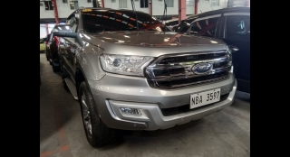 2017 Ford Everest 3.2L Titanium Plus 4x4 AT Diesel