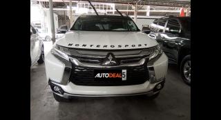 2019 Mitsubishi Montero Sport GLS AT Diesel