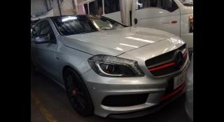 2016 Mercedes-Benz A-Class A250 Sport Trubo