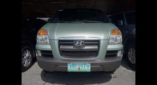 2005 Hyundai Grand Starex GRX MT Diesel