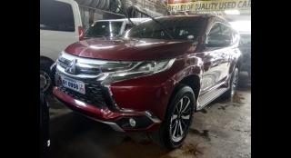 2017 Mitsubishi Montero Sport AT Diesel