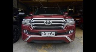 2017 Toyota Land Cruiser V8