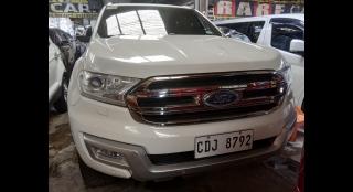 2016 Ford Everest Titanium (4x2)