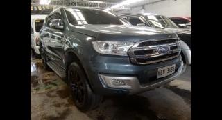 2018 Ford Everest Titanium Plus 4x4 AT
