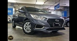 2020 Hyundai Accent Sedan GL MT