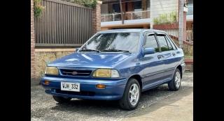 1999 Kia Pride GTX