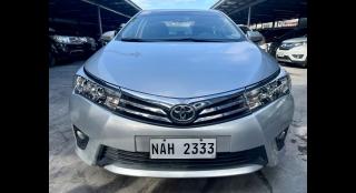 2017 Toyota Corolla Altis 1.6G AT