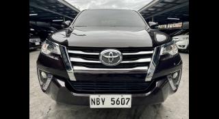 2017 Toyota Fortuner G 2.7 AT Gasoline