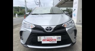2021 Toyota Vios XLE 1.3L CVT Gasoline