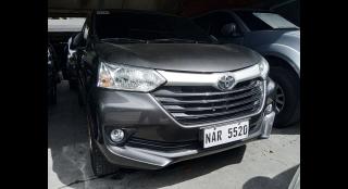 2017 Toyota Avanza E AT