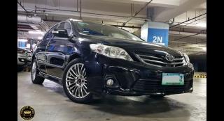 2013 Toyota Corolla Altis 1.6L AT Gasoline
