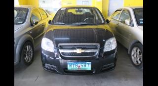 2013 Chevrolet Aveo 1.4L MT Gasoline
