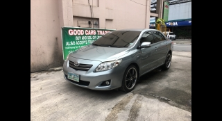 2009 Toyota Corolla Altis 1.6 G AT