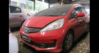 2013 Honda Jazz 1.5L AT Gasoline