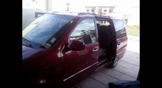 2002 Kia Sedona 2.8L AT Diesel
