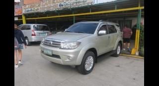 2011 Toyota Fortuner G Diesel AT