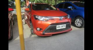 2015 Toyota Vios TRD 1.5L AT