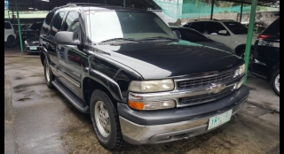 2004 Chevrolet Tahoe Bullet Proof 4.6L AT Gasoline