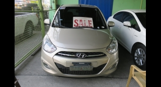 2011 Hyundai i10 1.1L GLS AT