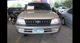 2004 Toyota Land Cruiser Prado 3.0L AT Gasoline