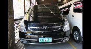 2013 Hyundai Grand Starex GLS CRDI WGT (10s) - U MT