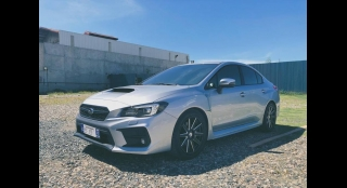 2018 Subaru WRX 2.0 CVT