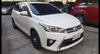 2016 Toyota Yaris 1.5 G AT