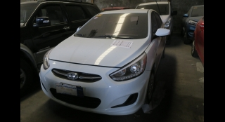 2015 Hyundai Accent Hatchback 1.6 CRDi GL MT