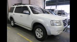 2008 Ford Everest XLT (4X2) AT
