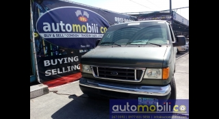 2005 Ford E-150 CHATEAU XLT 4.2L AT Gasoline