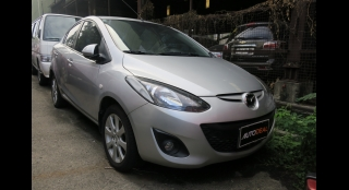 2013 Mazda 2 Sedan 1.5L AT Gasoline