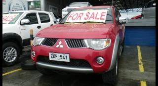 2007 Mitsubishi Strada 3.2L AT Diesel