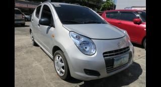2012 Suzuki Celerio GA M/T