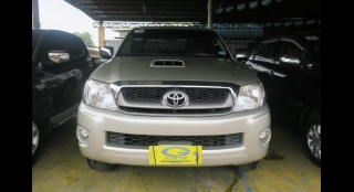 2009 Toyota Hilux G (4X4) AT