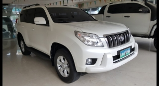 2014 Toyota Land Cruiser Prado 3.0 Diesel AT White Pearl