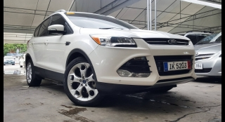 2016 Ford Escape 2.0L Titanium EcoBoost