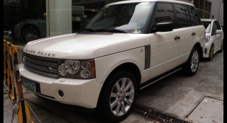 2009 Land Rover Range Rover 4.4L AT Gasoline