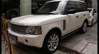 2009 Land Rover Range Rover 4.4L AT Gasoline