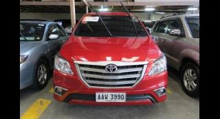 2014 Toyota Innova E 2.5 DSL MT