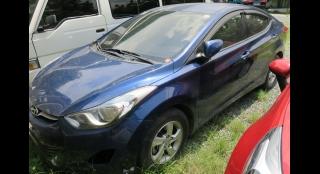 2013 Hyundai Elantra 1.6 GL AT
