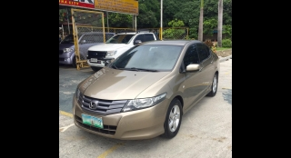2009 Honda City S AT