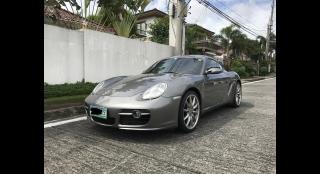 2009 Porsche Cayman 3.4L AT Gasoline