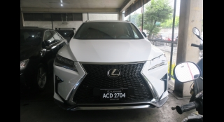 2016 Lexus RX350 3.5L AT Gasoline