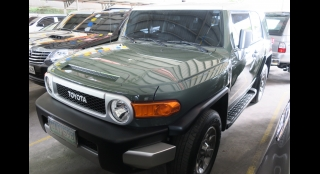 2012 Toyota FJ Cruiser 4.0L AT Gasoline