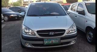 2011 Hyundai Getz 1.1 GL MT
