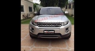 2014 Land Rover Range Rover Evoque 2.0L AT Gasoline