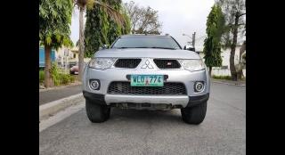 2013 Mitsubishi Montero Sport GLS V AT Diesel