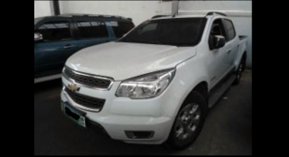 2013 Chevrolet Colorado 2.8L 4x4 AT LTZ